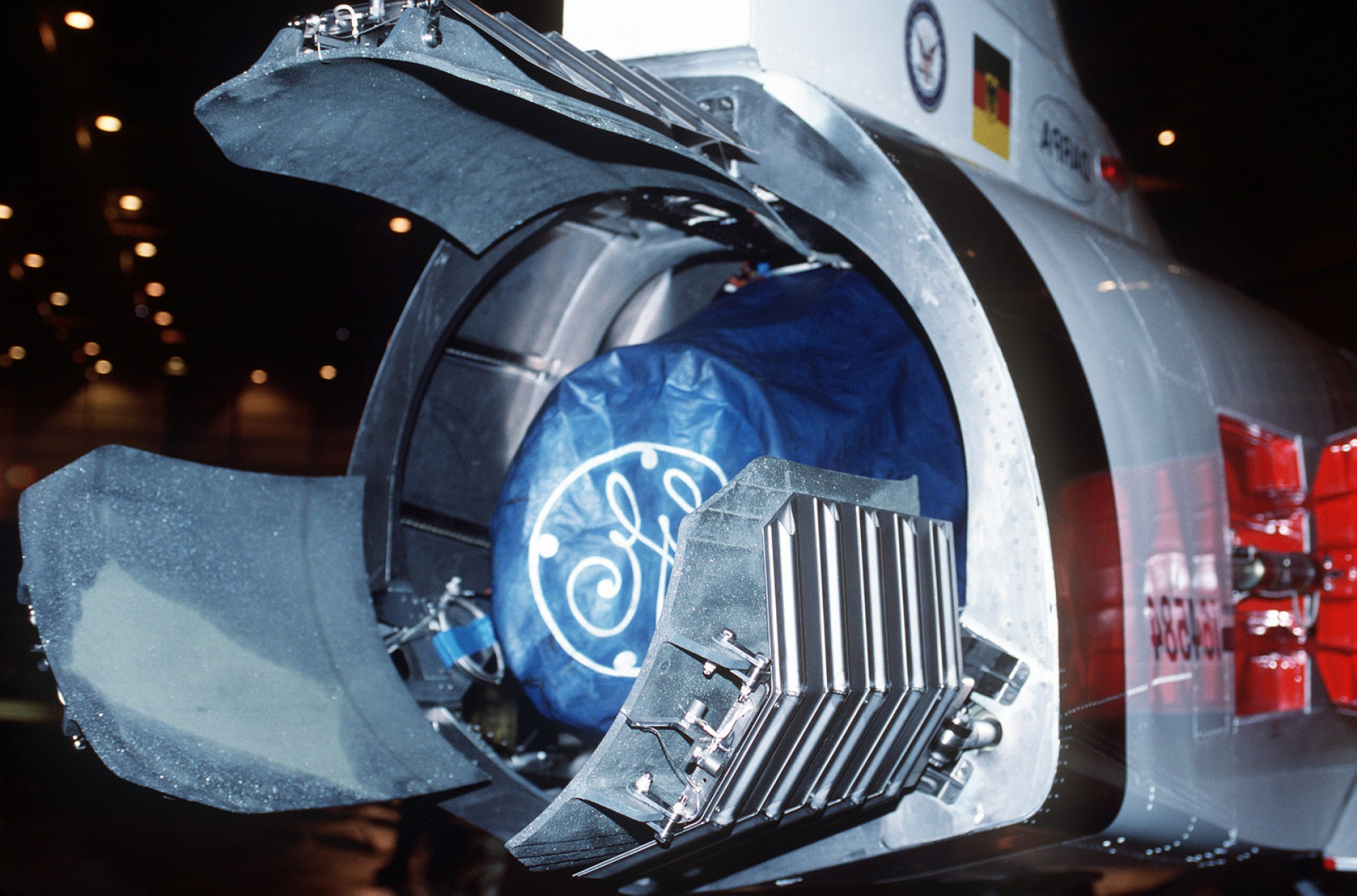 Thrust Vector Control: A Close Up View Of The Thrust Vector Control Systems Of The X Enhanced Fighter Affed