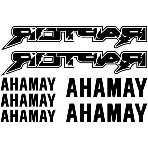 Yamaha Vector Decals: A Cagiva Decal Stickers Kit