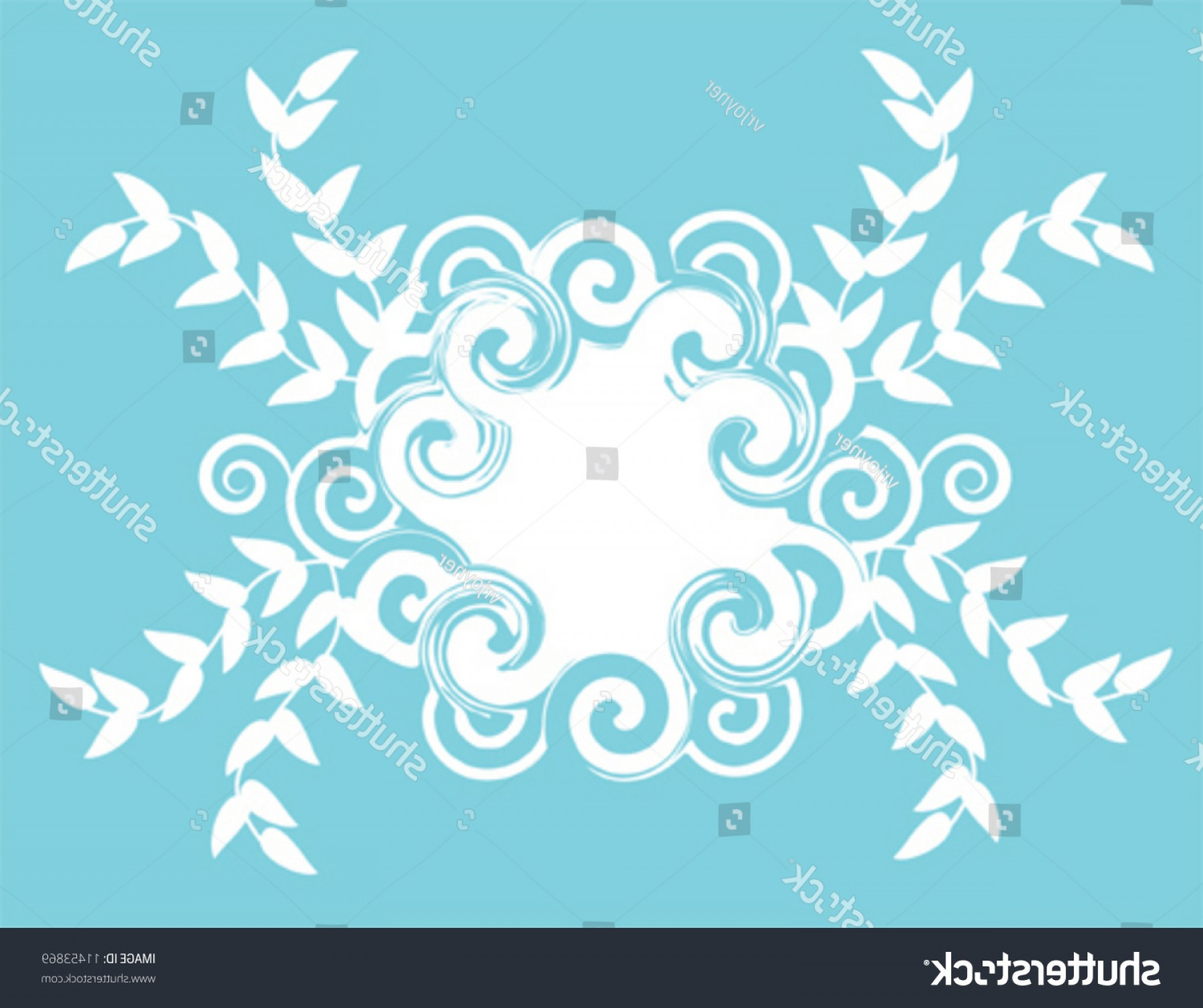 Illustrator Vector Format: Abstract Background Designed Illustrator Vector Format