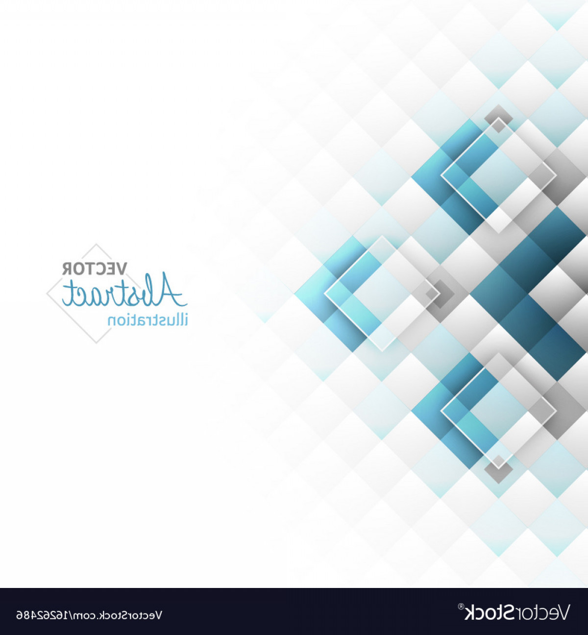 Free Vector Backgrounds Illustrator Free Download: Abstract Background Square Shapes Vector