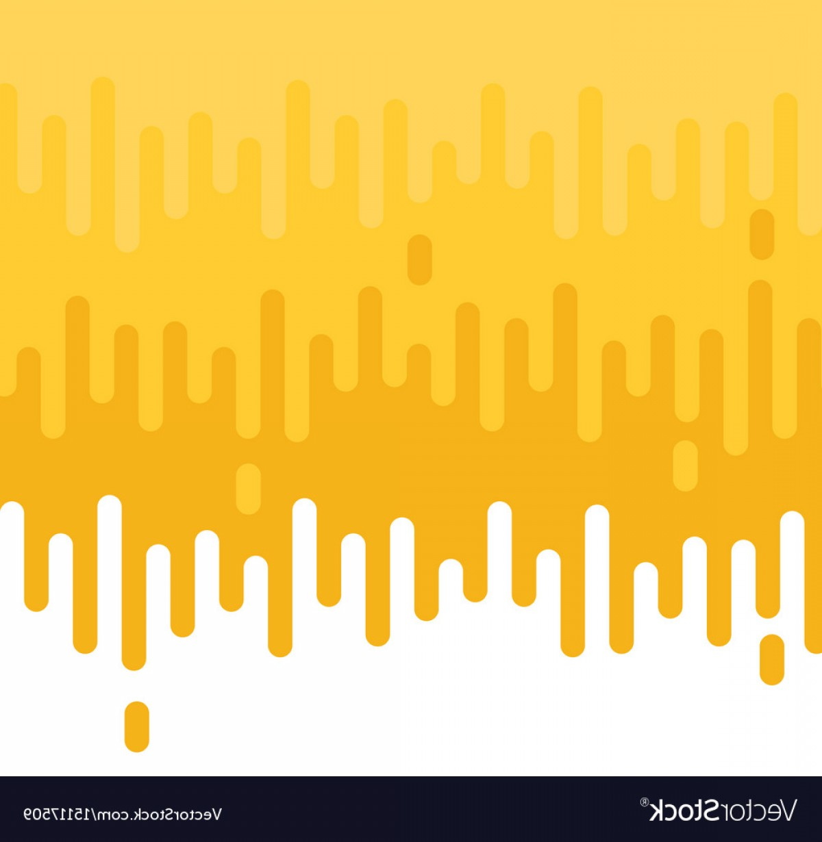 Dripping Paint Vector Illustration: Abstract Background With Dripping Paint Vector