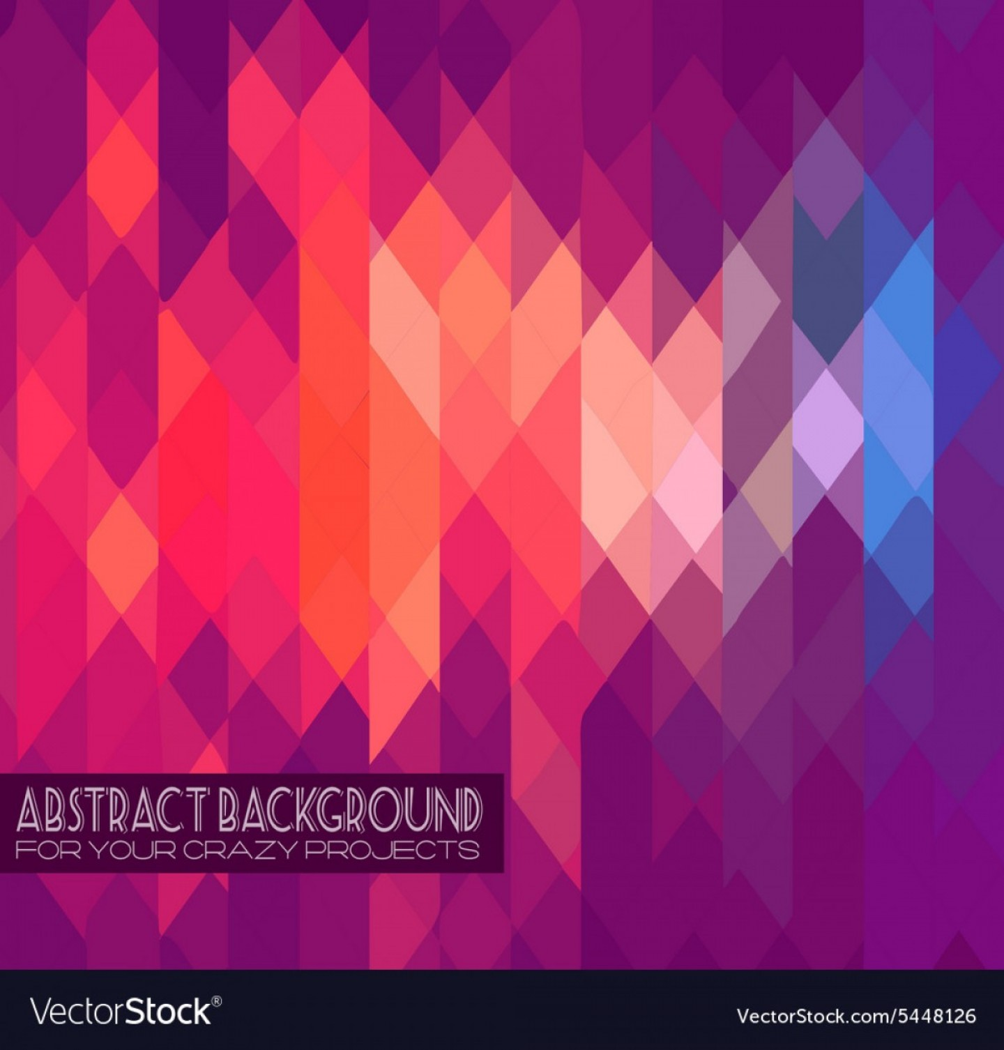 Club Flyer Vector: Abstract Club Flyer Template Abstract Background Vector