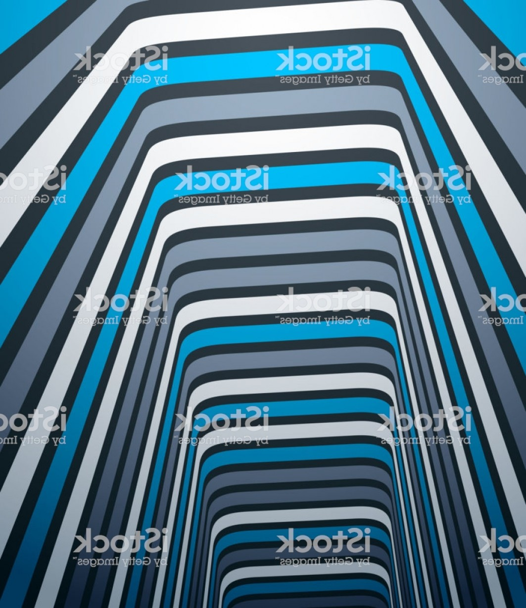 Perspective Vector: Abstract D Trendy Modern Lines In Perspective Vector Background Dimensional Design Gm