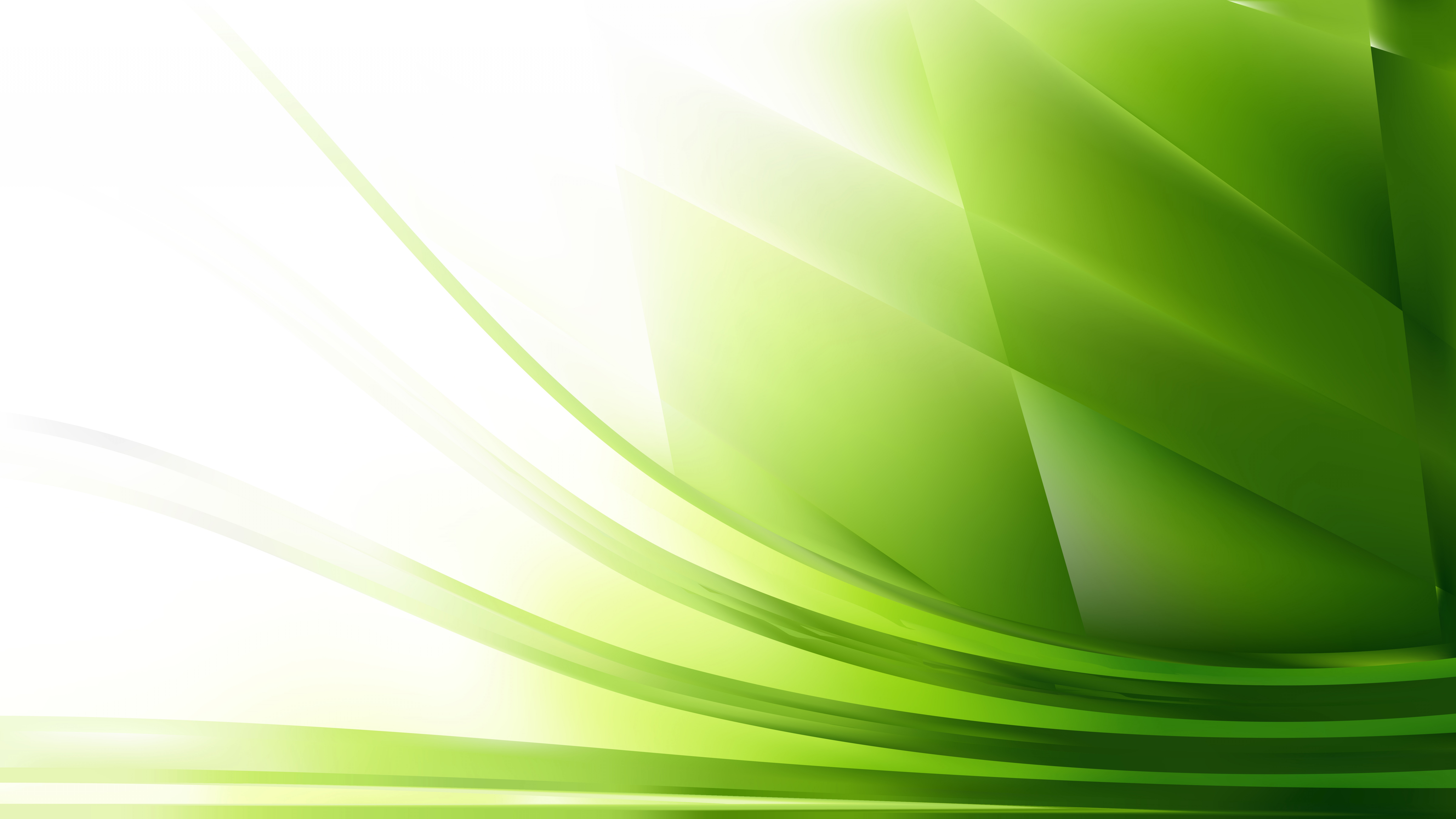 Green And White Vector: Abstract Green And White Background Vector Illustration