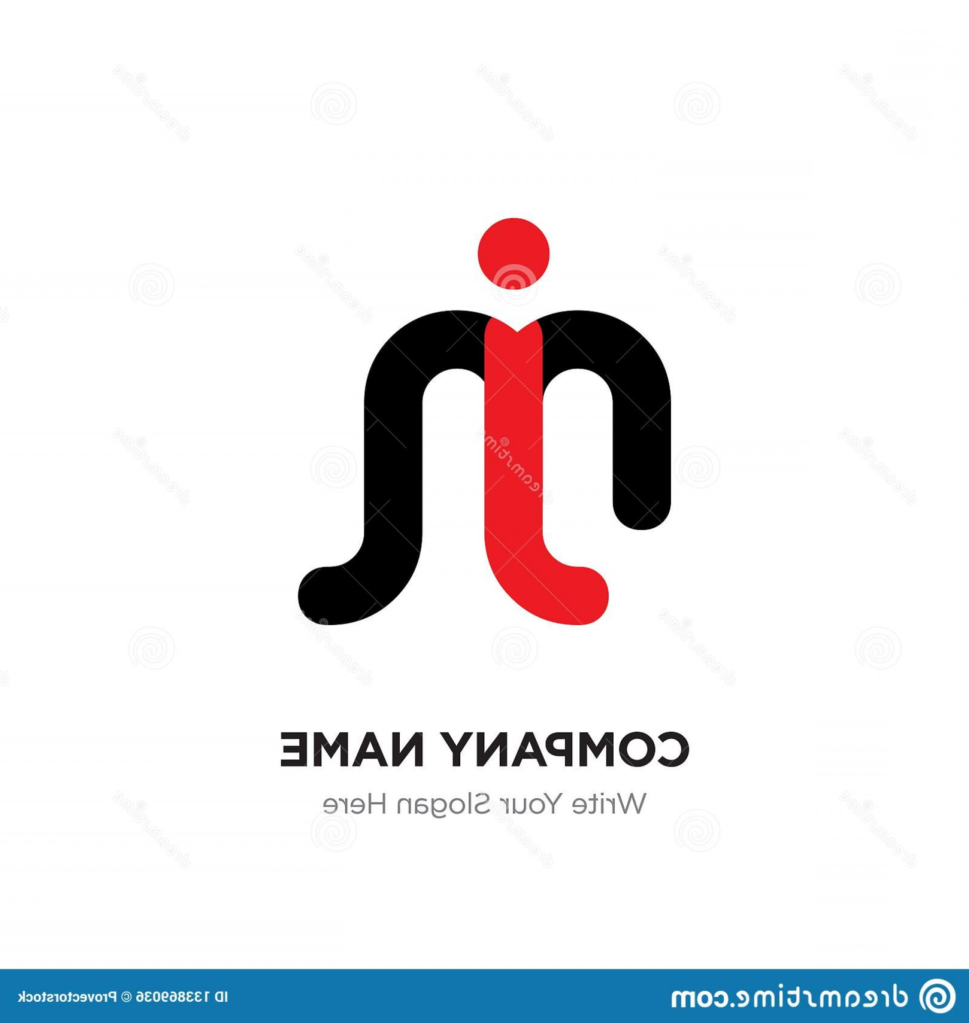 Love M J Vector: Abstract Letter Mj Jm Logo Design Template Black Alphabet Abstract Letter Mj Jm Logo Design Template Black Alphabet Image