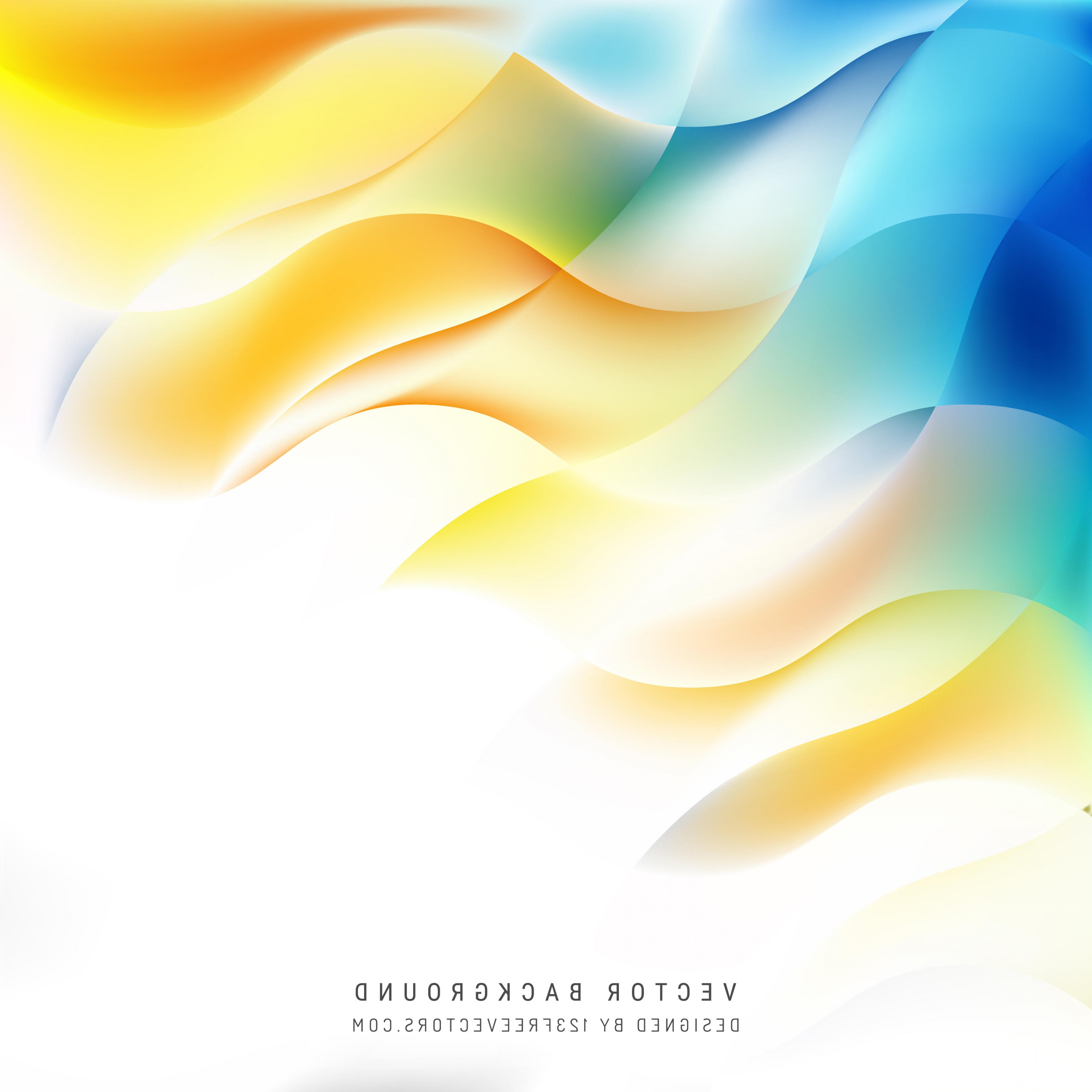 Free Vector Backgrounds Illustrator: Abstract Light Colorful Background Illustrator