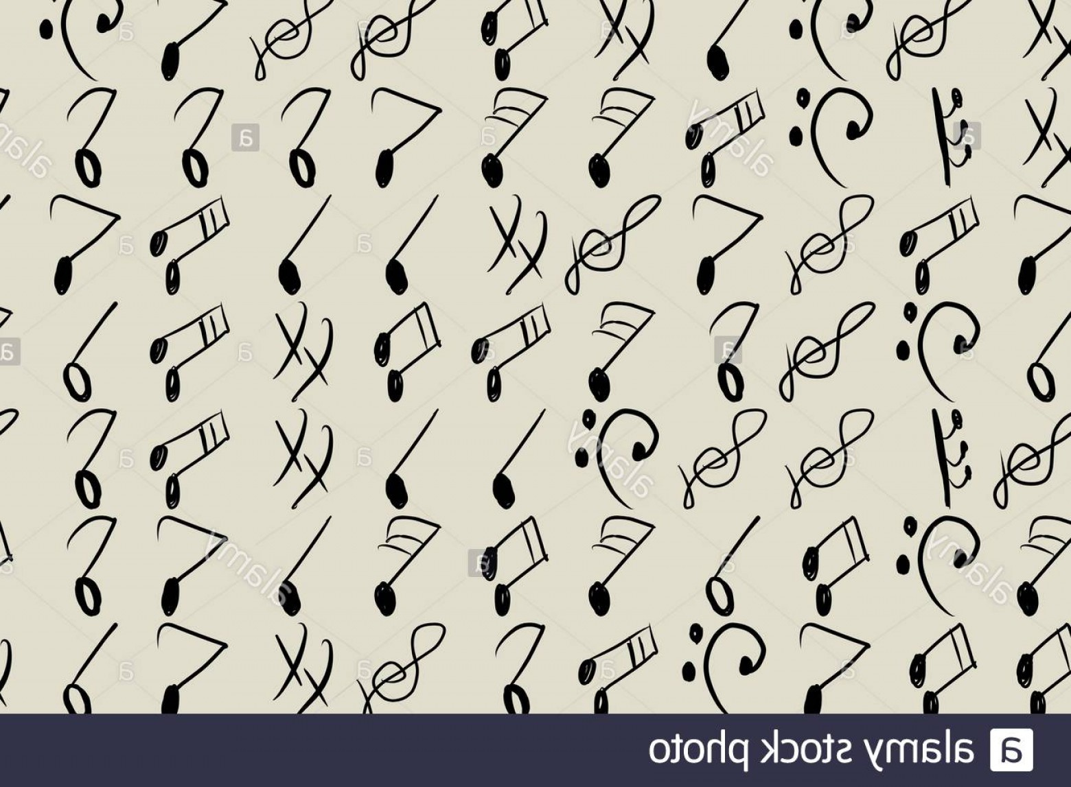 Musical Vector Artwork: Abstract Musical Note Illustrations Backgroundtone Chromatic Scale Vector Artwork Image