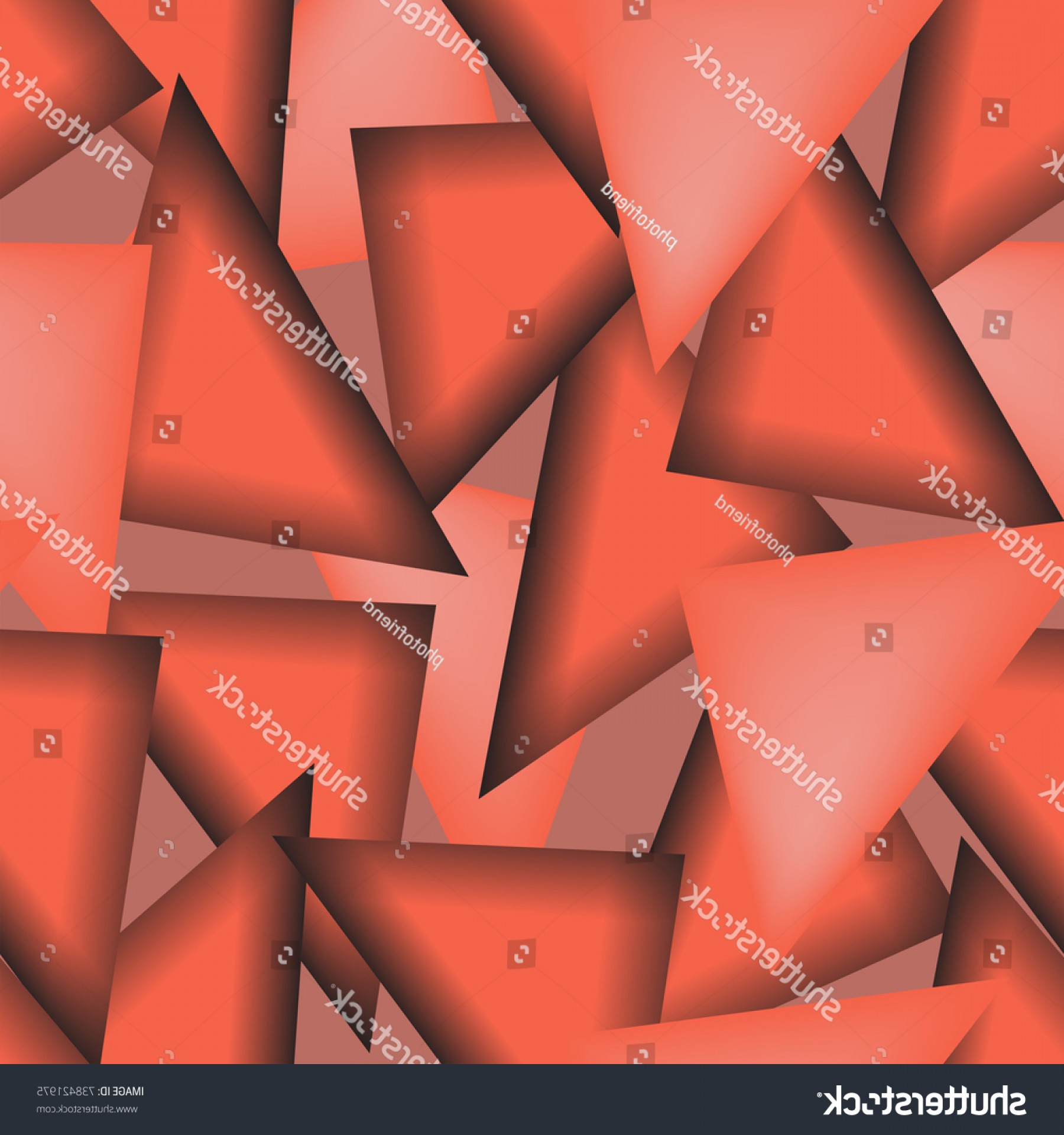 Vector Geometric Abstract Shapes Phone Wallpapers: Abstract Shapes Triangle Background Geometric Texture