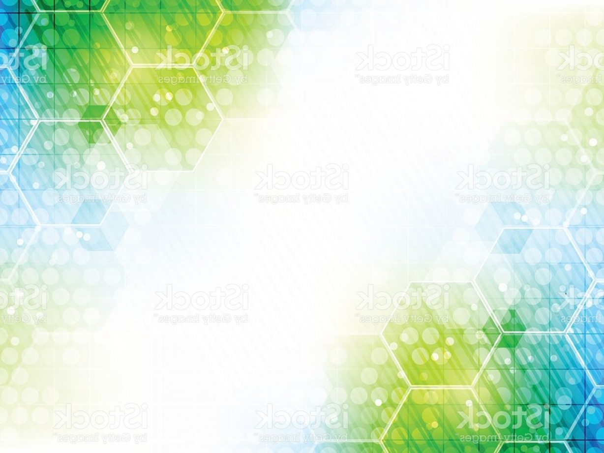 Free Abstract Vector Art: Abstract Vector Background With Hexagon Pattern And Shiny Effect Gm