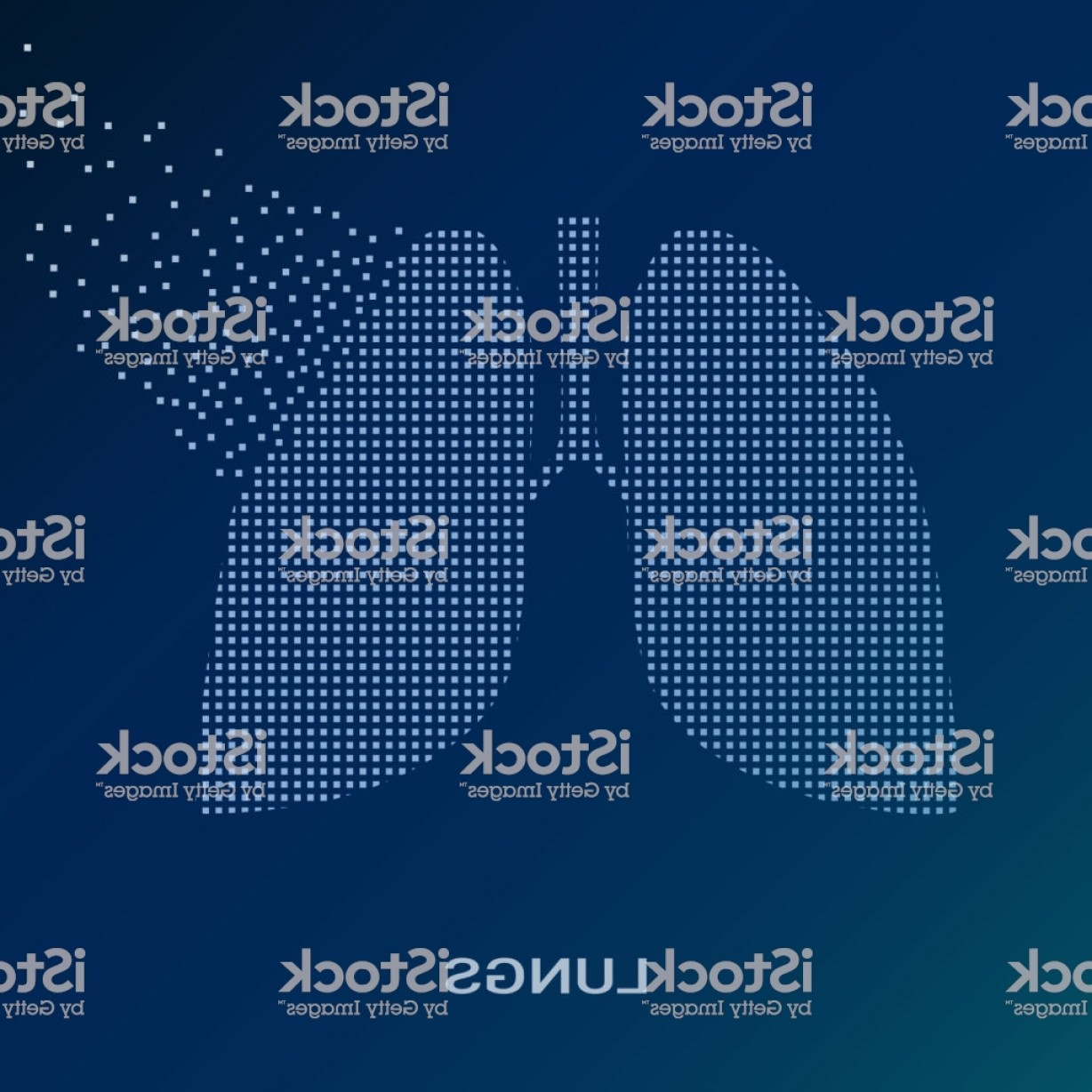 Chicago White Sox Logo Vector EPS: Abstract Vector Illustration Of Human Lungs On Blue Background Pixel Art Symbol Of Gm