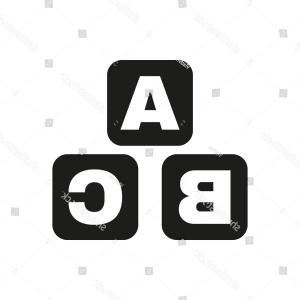 ABC News Logo Vector: Initial Mn Letter Linked Logo Vector
