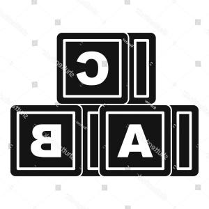 ABC News Logo Vector: Letter G Made Hands Hand Drawn