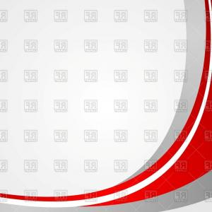 All Curvey Line Art Vector Free Download: Abstract Background With Red And Grey Curved Line Vector Clipart