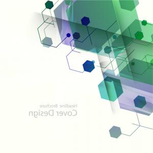 Free Technology Vector Graphics: Abstract Hexagon Background Technology Vector