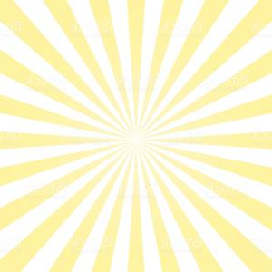 Sun Ray Background Vector Illustration: Abstract Light Yellow Sun Rays Background Vector Gm