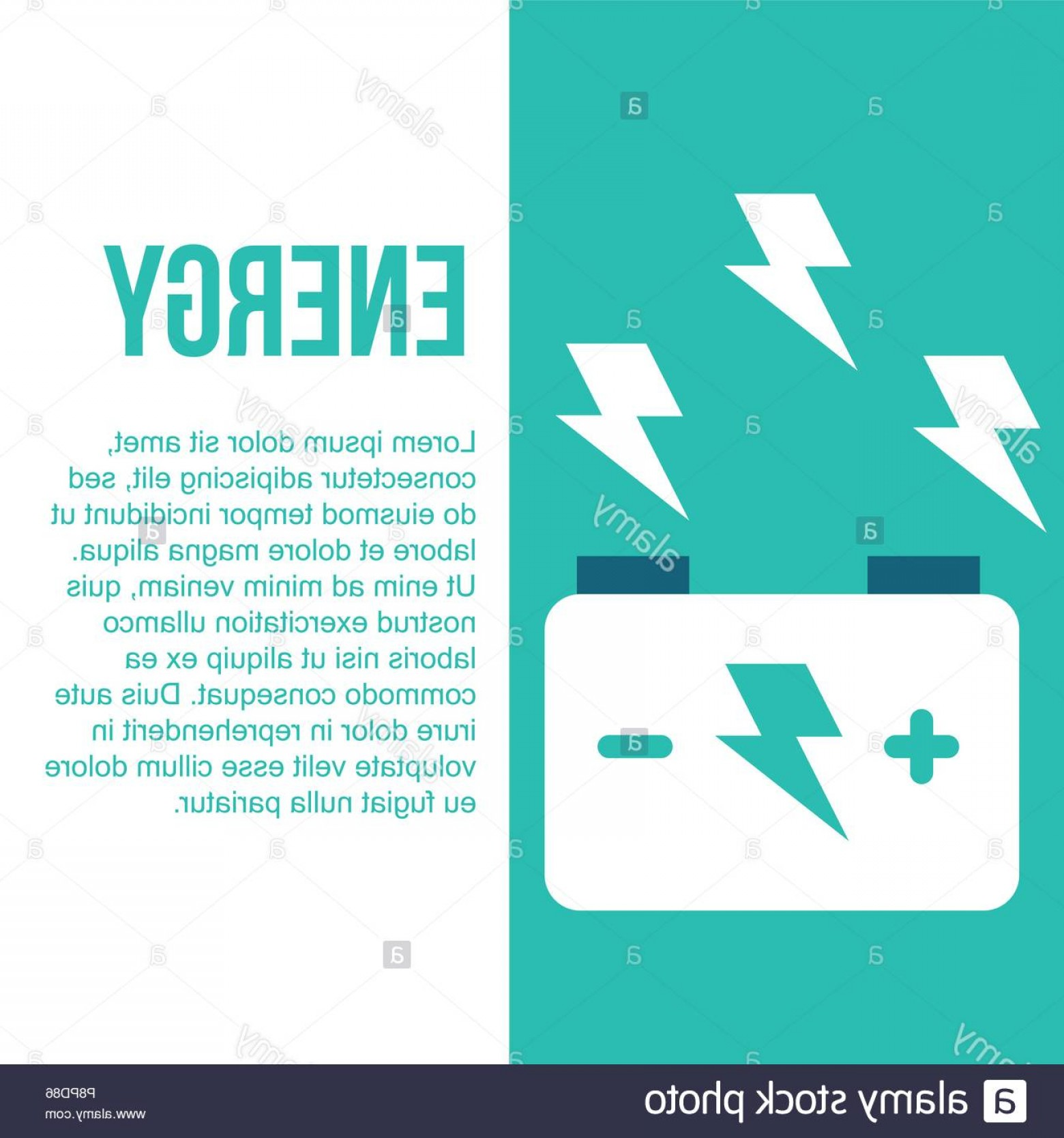Battery Electricity Vector Images: Accumulator Battery Energy Power And Electricity Vector Illustration Image