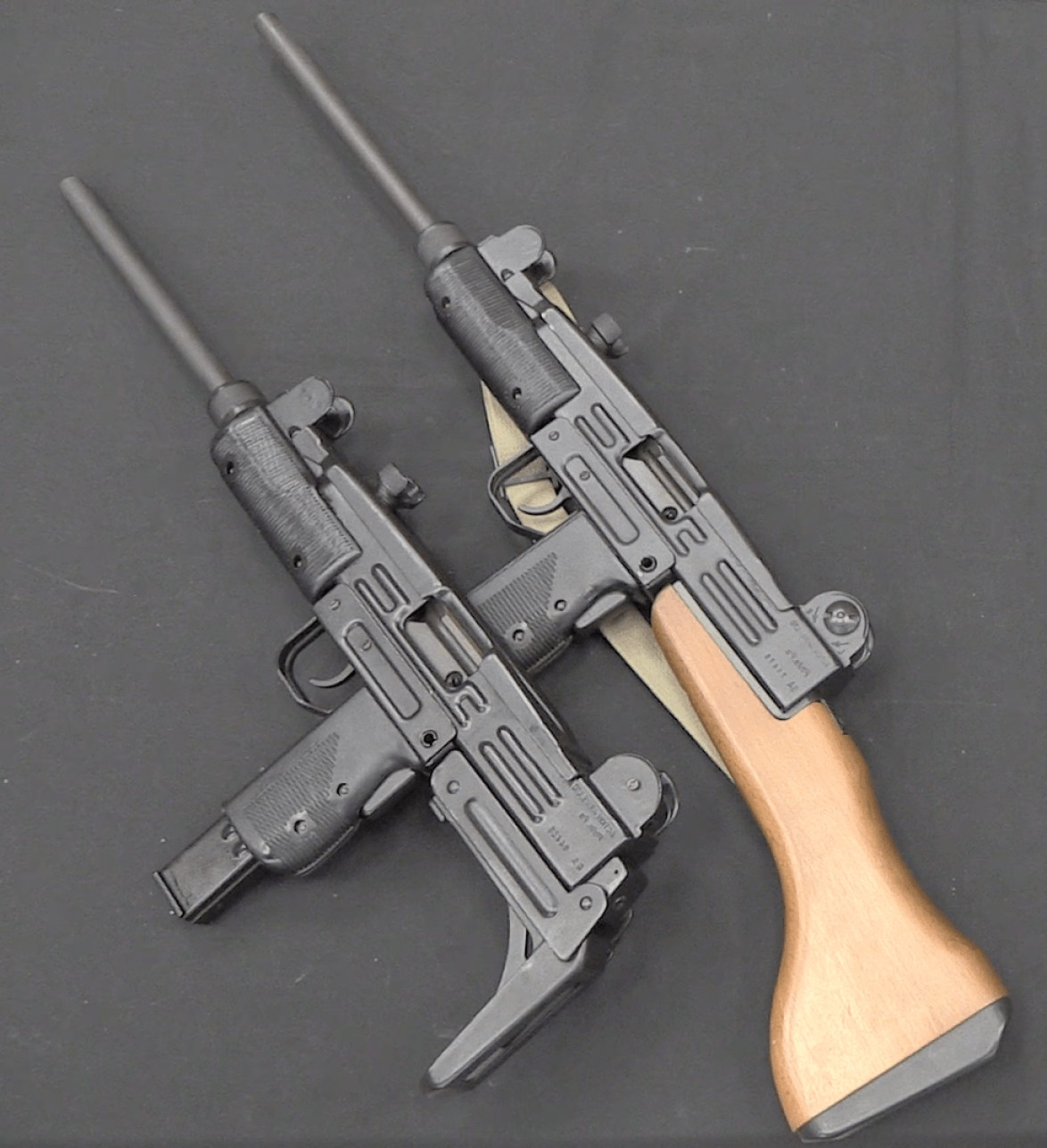Vector Arms Uzi Manual: Action Arms Semiauto Uzi Carbines Model A And Model B