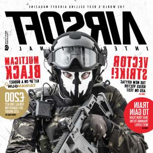 Vector Airsoft Gun Custom: Airsoft International Volume Issue