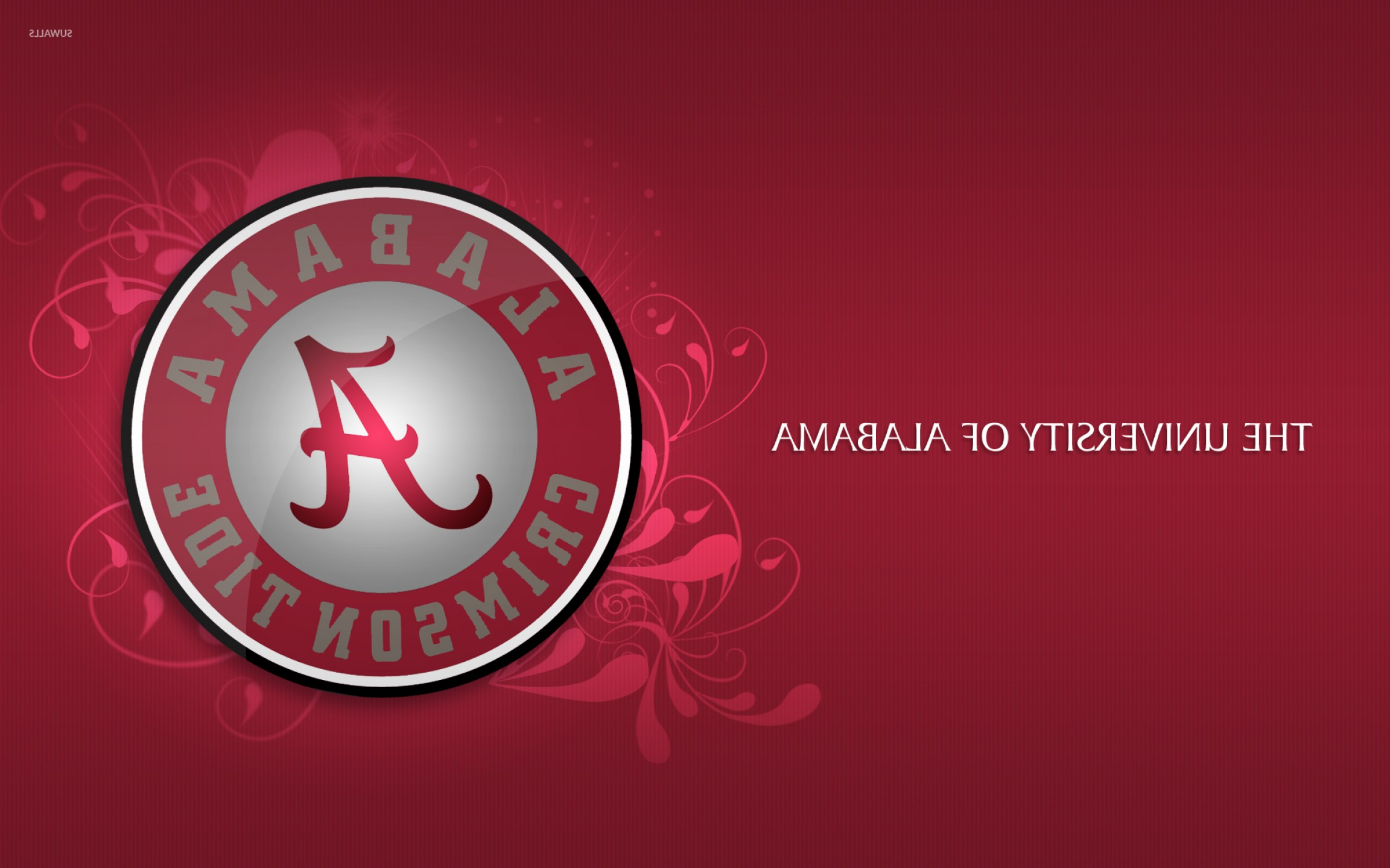 Crimson Tide Vector Art: Alabama Crimson Tide Football Logo