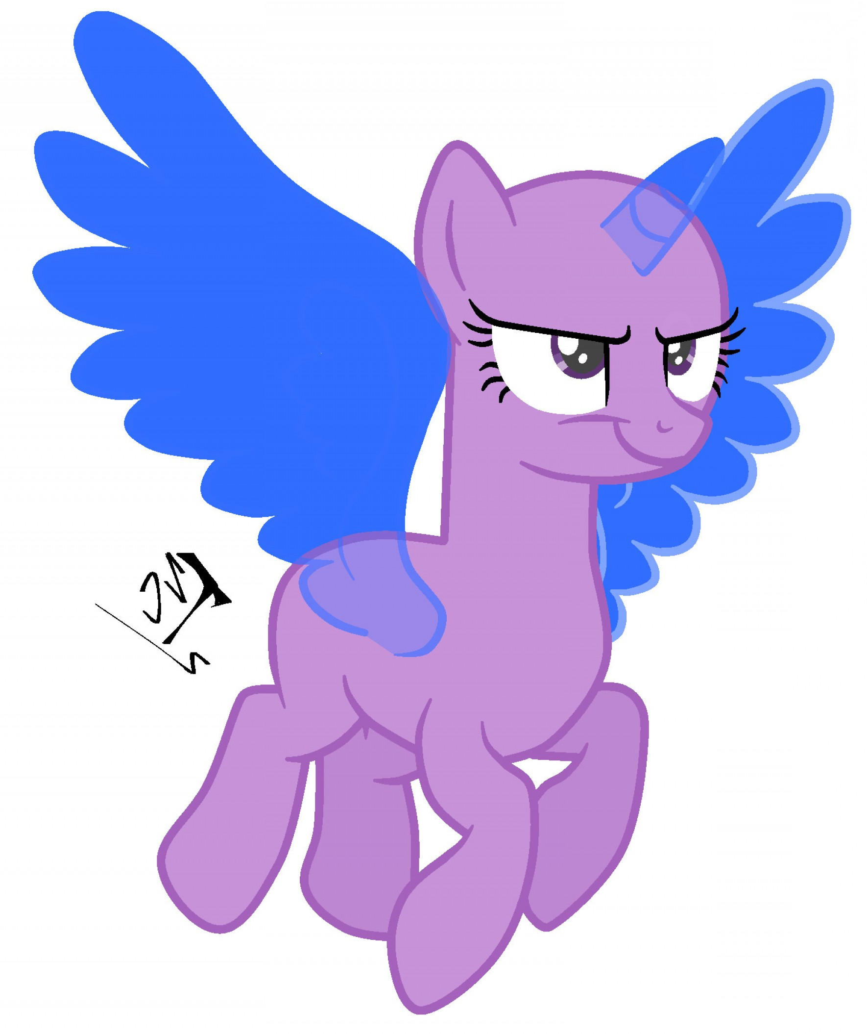 MLP Mad Twilight Vector: Alicorn Mare Bases On Mlp Deviantart Noticeable Base Mad