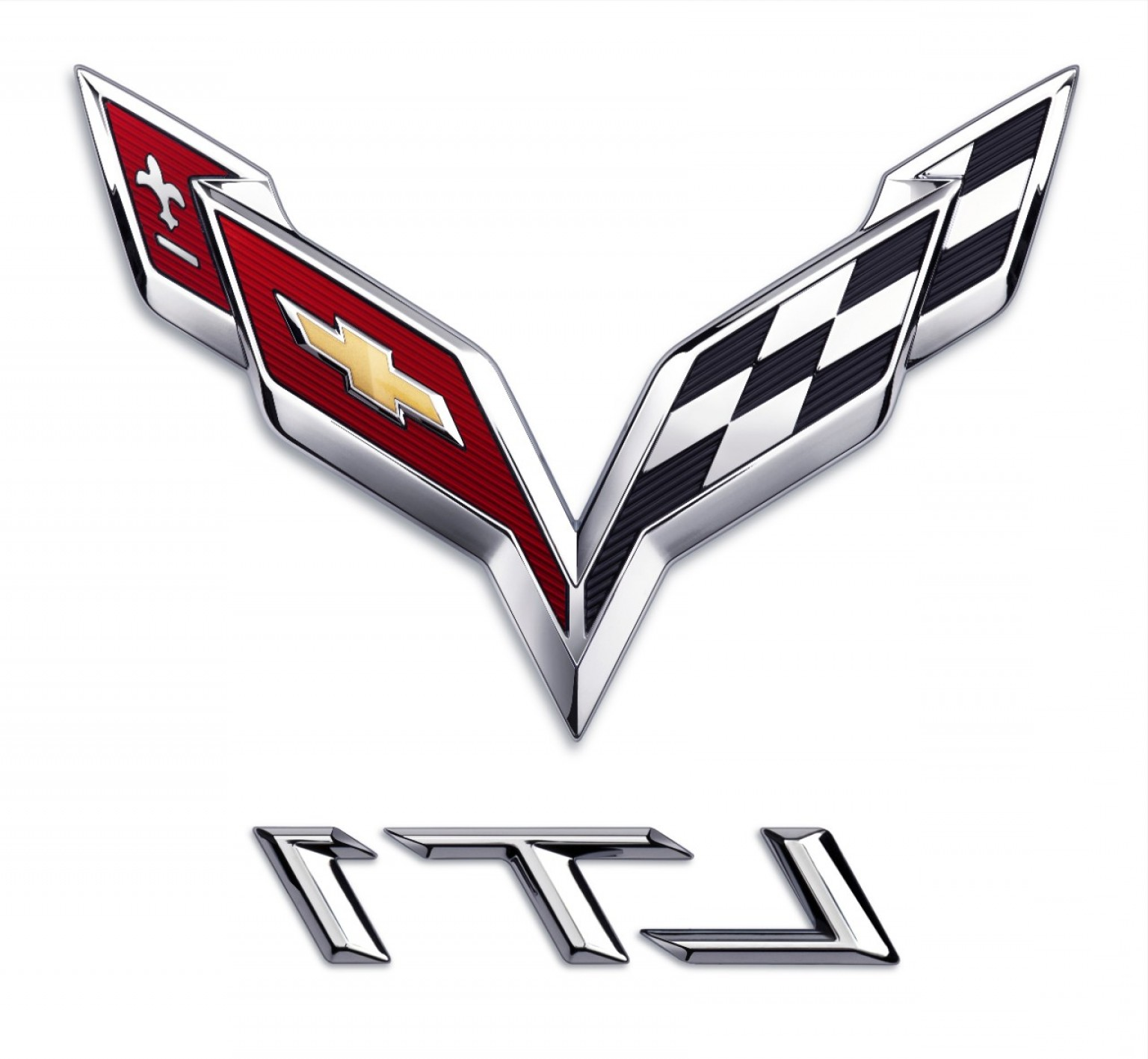 Corvette Stingray Logo Vector: All New Lt Chevy Small Block Will Debut In Corvette