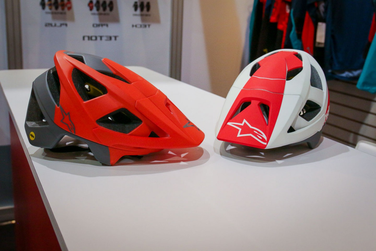 Trail Tech Vector: Alpinestars Charts New Course In Protection With Vector Mips Trail Helmet