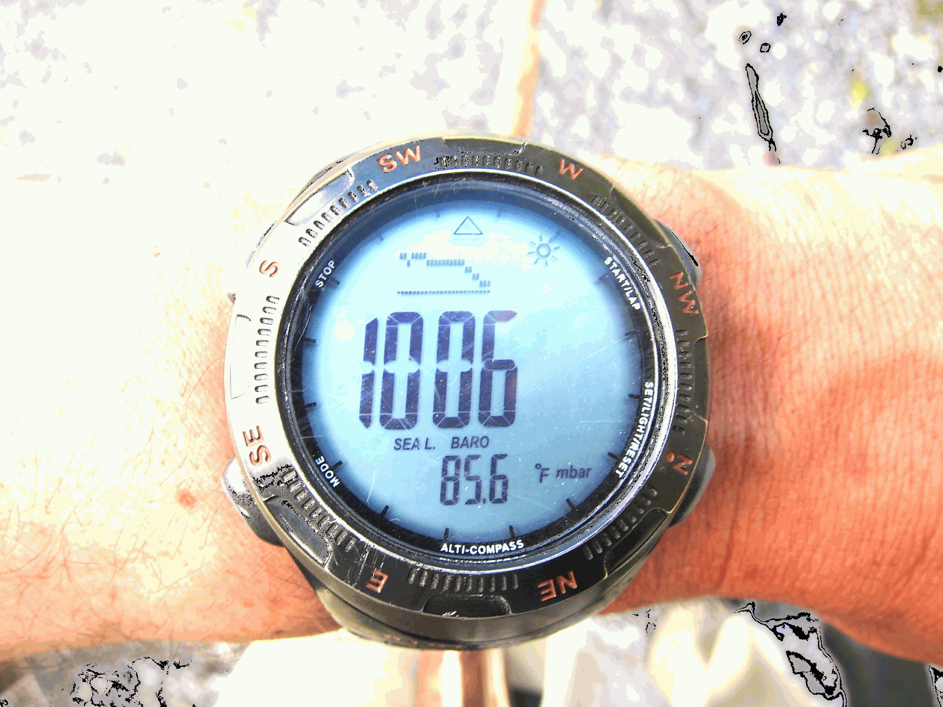 Suunto Vector BatteryType: Altimeter Watches Made Obsolete By The Gps Sport Watch