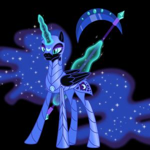 King Sombra Vector: Alternate Timeline Ponies Of Flight And Magic