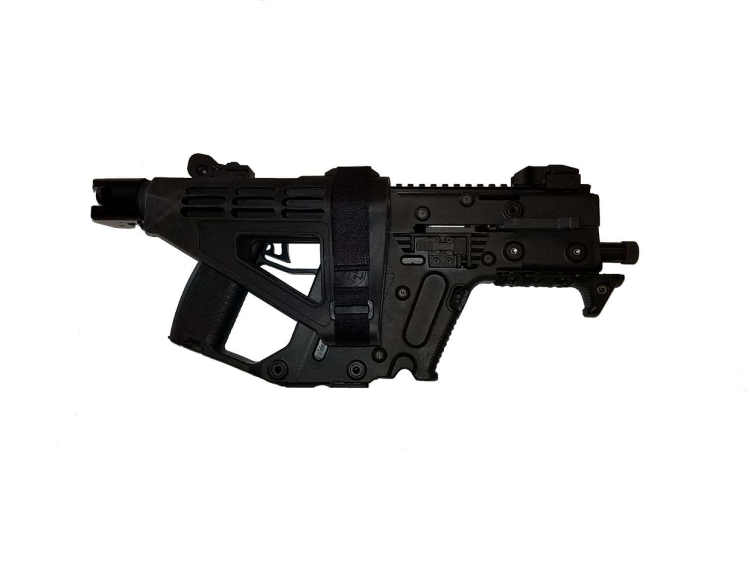 Kriss Vector Mods: American Built Arms Co Side Folder Mechanism For The Kriss Vector Modx