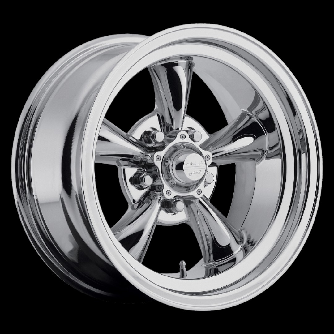 American Racing Vector Rims: American Racing Torq Thrust X X Chrome Plated P