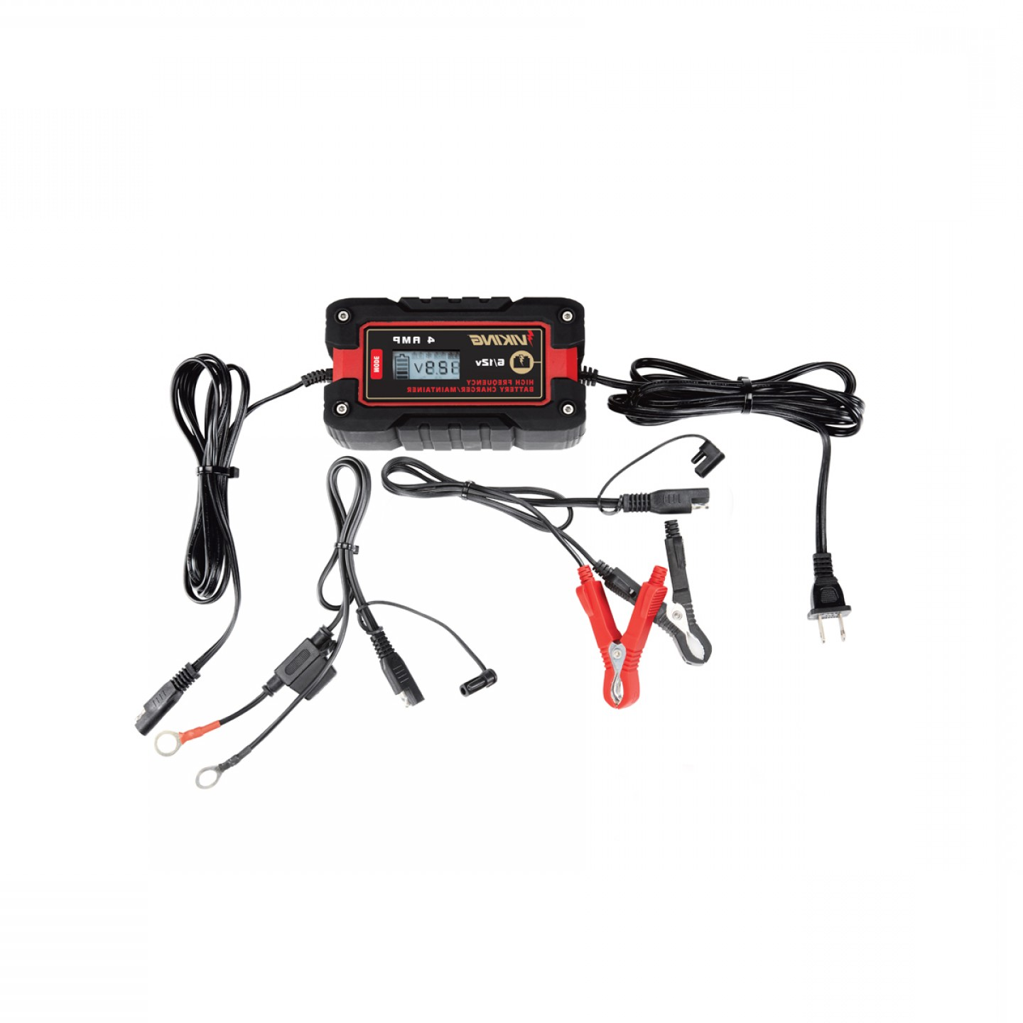 Vector Smart Battery Charger Manual: Amp Fully Automatic Microprocessor Controlled Battery Chargermaintainer