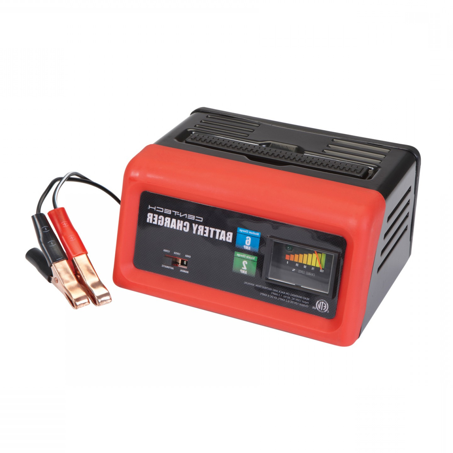 Vector Battery Charger Parts: Amp V Manual Charger