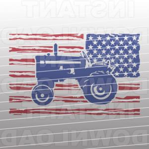 Distressed Flag Vector Digital: Grunge Usa Flag American Distress Texturevector