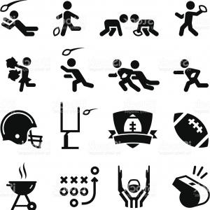 Black And White Vector American Football: American Football Helmet Line Drawing Vector
