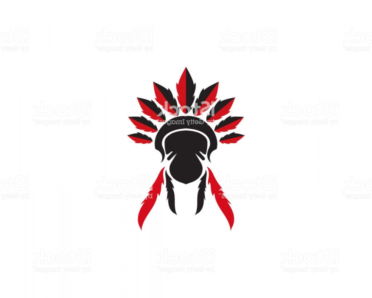 Spawn Vector: Apache Indian Chief Mascot Gm