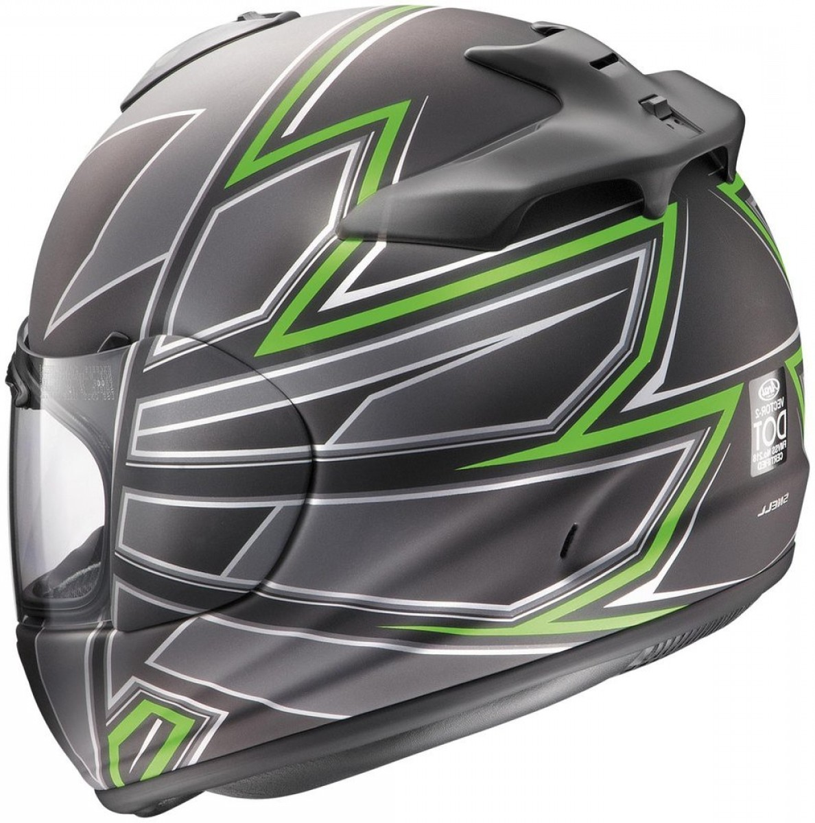 Arai Vector 2 Model: Arai Mens Vector Hawk Full Face Helmet