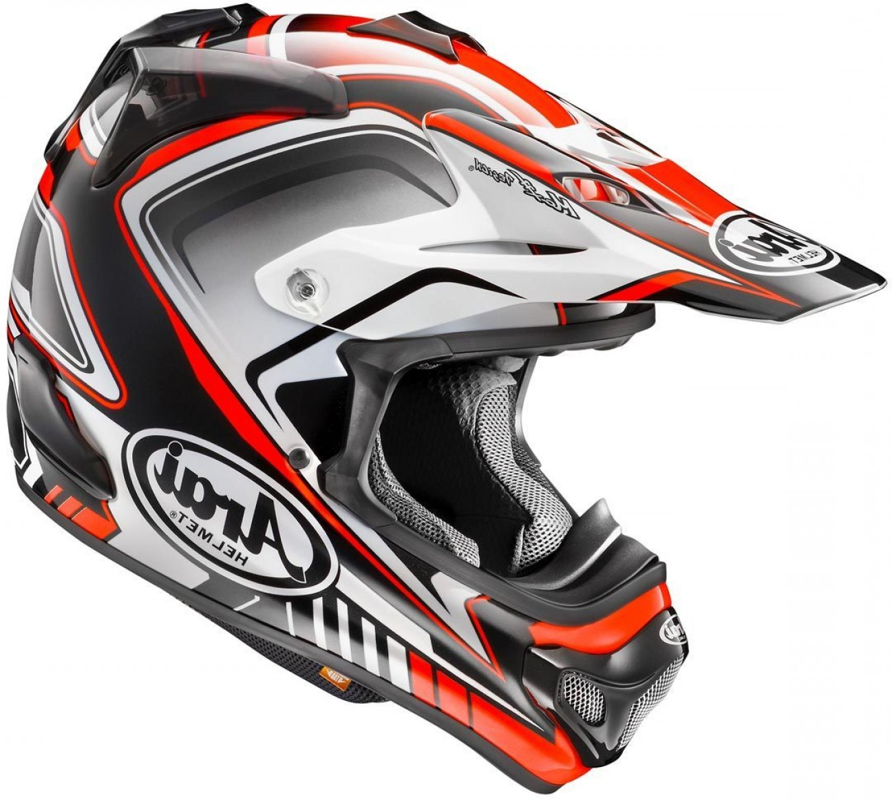 Arai Vector 2 Model: Arai Mxv Speedy Motocross Helmet Red Arai Vector Reviewcomplete In Specifications P