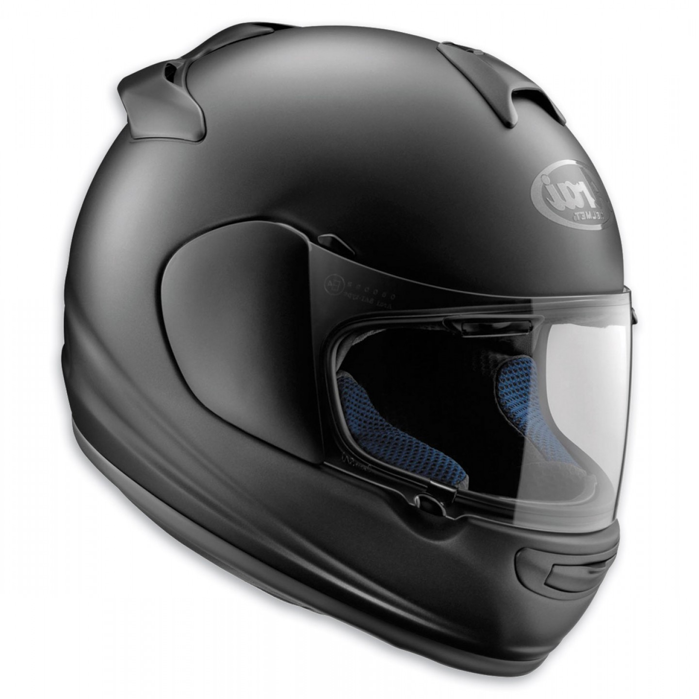 Vector Fly Lights Manufacturer: Arai Vector Black Frost Full Face Helmet