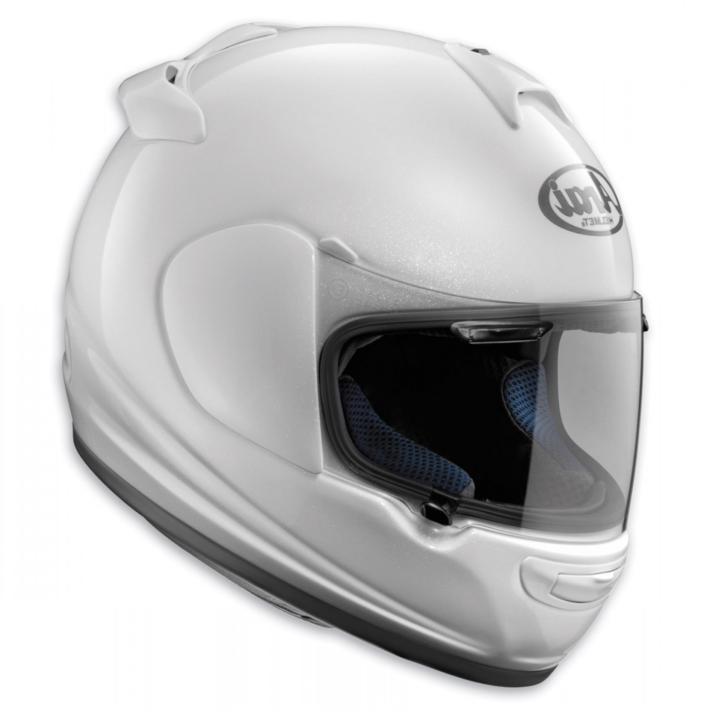 Arai Vector 2 Model: Arai Vector Diamond White Full Face Helmet
