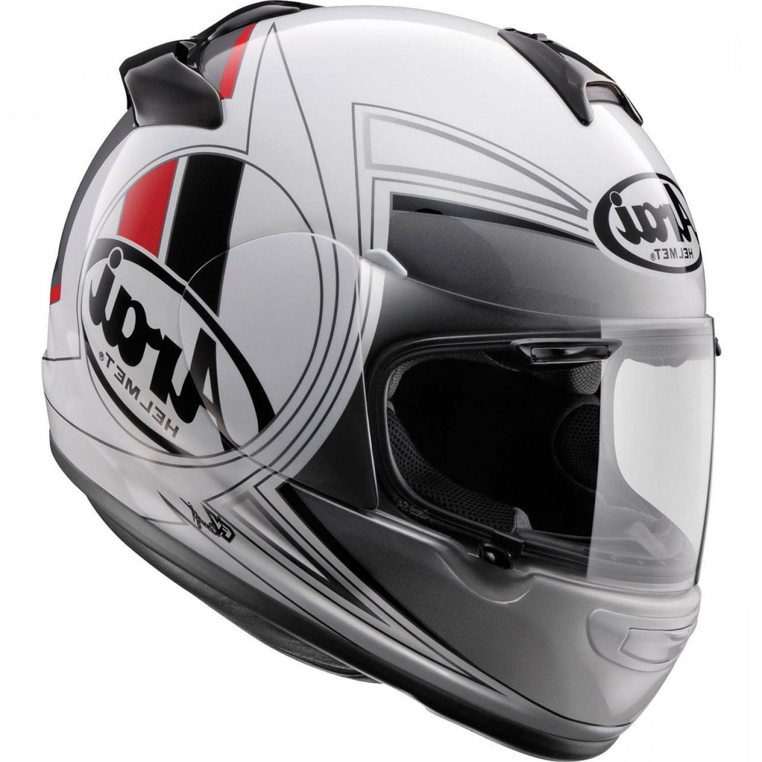 Arai Vector 2 Model: Arai Vector Loop Full Face Helmet