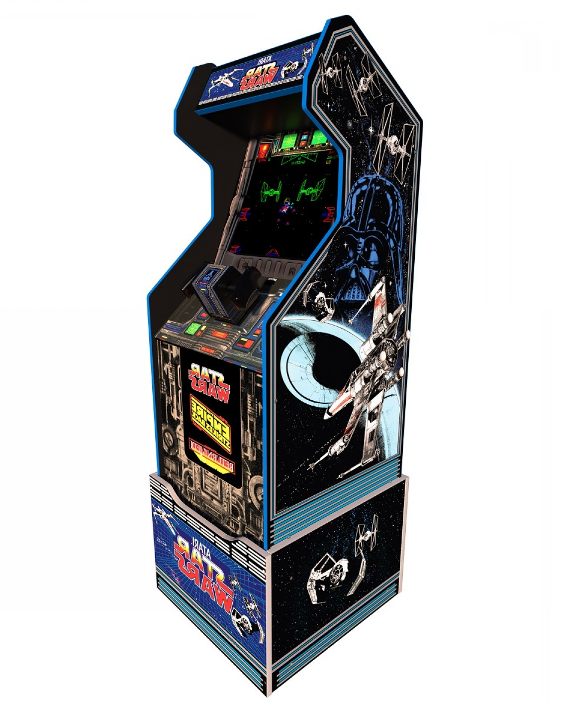 Vector Mini Arcade Machine: Arcadeups Star Wars Arcade Machine Is Now Available For Pre Order At Gamestop