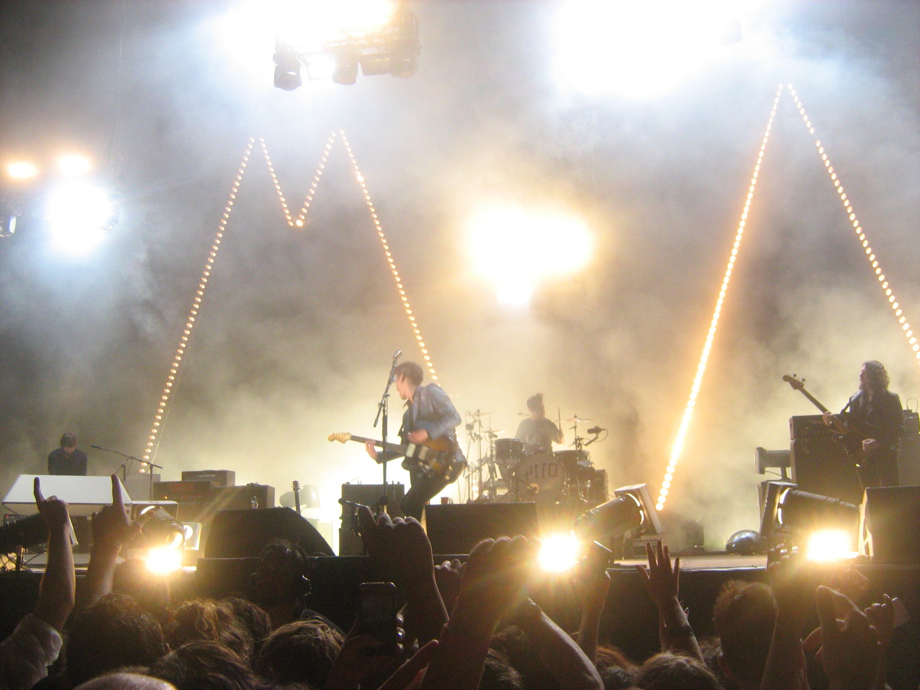 Vector Arena Auckland Events: Arctic Monkeys Live New Zealand May