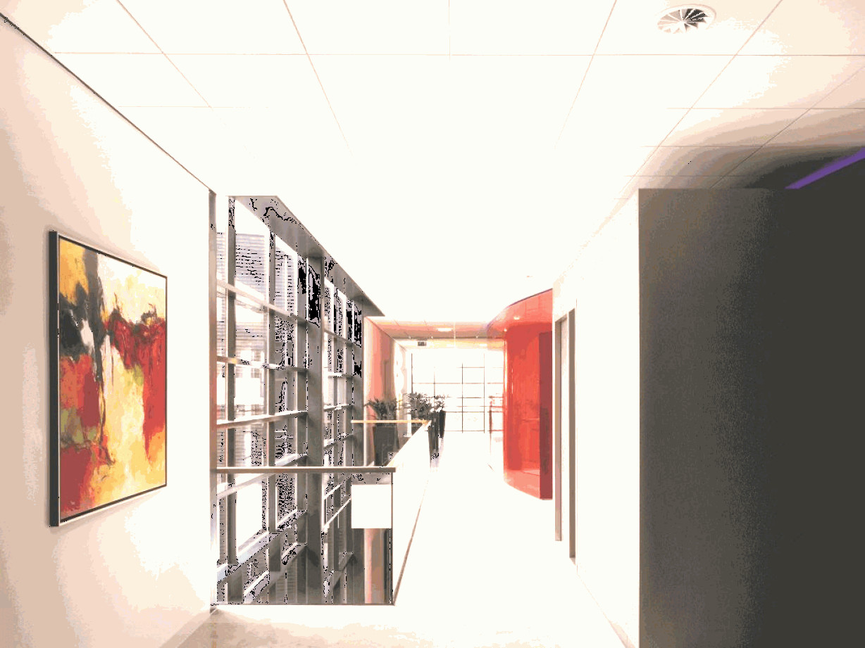 Armstrong Vector: Armstrong Acoustical Mineral Ceilings Combine Sust