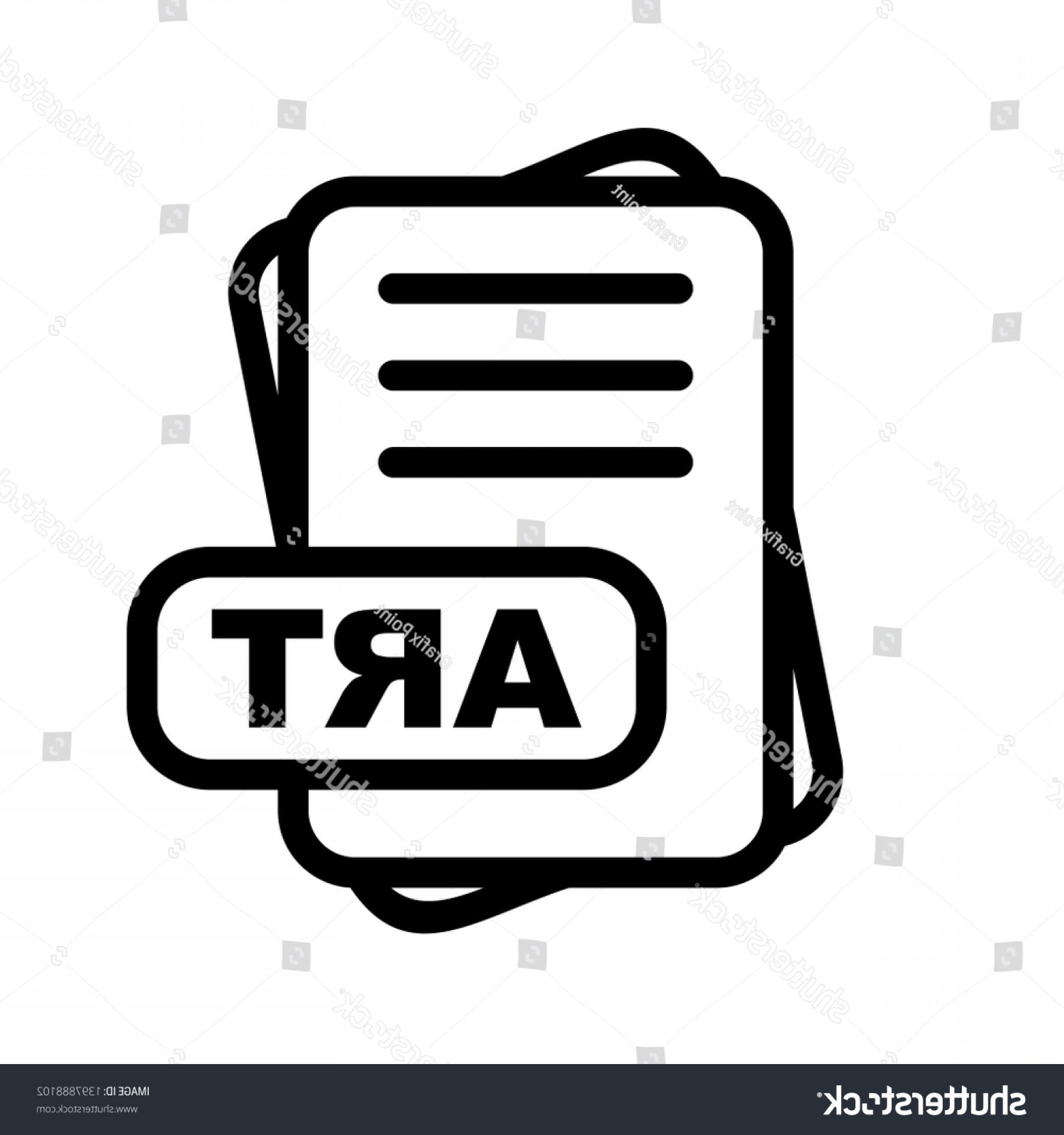 File Formats Vector Artwork: Art File Format Icon Your Project