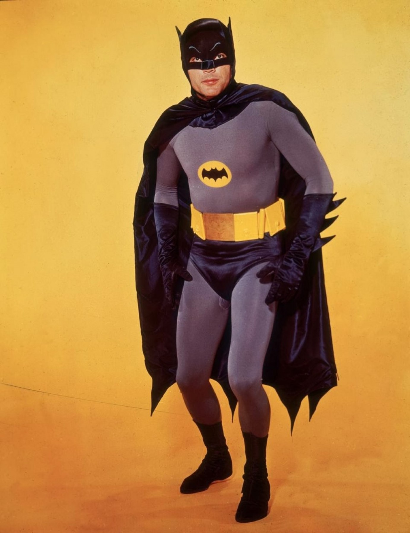 Vector Batman 1966: Artistic Cheap Diy Adam West Style Batman
