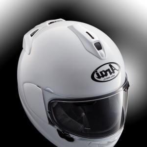 Arai Vector Green White 1: Arai Vector Helmet Flow Green