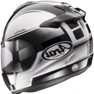 Arai Vector 2 Model: Arai Mens Vector Contest Full Face Helmet
