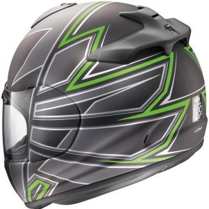 Arai Vector 2 Model: Arai Vector Large Red Stint Graphic