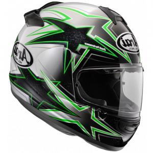 Arai Vector 2 Model: Arai Vector Pride Black White Helmet