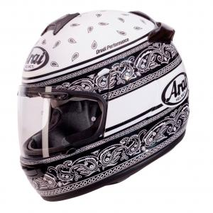 Arai Vector 2 Shield: Arai Vector Helmet Shield Side Cover Set
